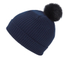 Paul Smith Accessories Women's Cashmere Beanie - Navy: Image 2