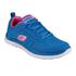 Skechers Women's Flex Appeal Sweet Spot Low Top Trainers - Blue: Image 1