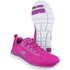 Skechers Women's Flex Appeal Sweet Spot Low Top Trainers - Pink: Image 3