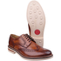 Base London Men's Apsley Brogue Shoes - Camel: Image 3