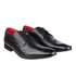 Base London Men's Sew Brogue Shoes - Black: Image 1