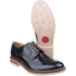 Base London Men's Apsley Brogue Shoes - Blue: Image 3