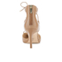 Sam Edelman Women's Taylor Leather Lace Up Court Shoes - Golden Caramel: Image 3