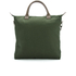 WANT LES ESSENTIELS Men's O'Hare Shopper Tote - Olive/Gunmetal: Image 6