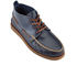 Sperry Men's A/O Wedge Leather Chukka Boots - Navy: Image 2