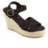 Superdry Women's Isabella Wedged Espadrilles - Black: Image 2