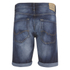 Jack & Jones Men's Rick Original Denim Shorts - Mid Wash: Image 2