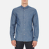 PS by Paul Smith Men's Long Sleeve Shirt - Indigo: Image 1
