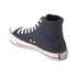 Superdry Men's Retro Sport High Top Trainers - Dark Navy: Image 4
