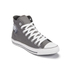 Superdry Men's Retro Sport High Top Trainers - Battleship Grey: Image 2