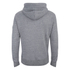 Superdry Men's Core Applique Borg Overhead Hoody - Hoxton Marl: Image 2