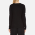Bella Freud Women's God Created Merino Wool Jumper - Black: Image 3