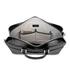 Aspinal of London Women's Small Mount Street Tech Bag - Black Croc: Image 4