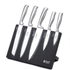 Salter Serenity 5 Piece Magnetic Knife Block Set: Image 1