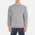 Barbour Heritage Men's Standards Sweatshirt - Grey Marl: Image 1