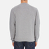 Barbour Heritage Men's Standards Sweatshirt - Grey Marl: Image 3