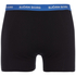 Bjorn Borg Men's Contrast Solids Triple Pack Boxer Shorts - Black: Image 5