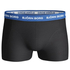 Bjorn Borg Men's Contrast Solids Triple Pack Boxer Shorts - Black: Image 2