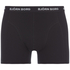 Bjorn Borg Men's 3 Pack Check Detail Boxer Shorts - Black: Image 2