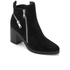 KENZO Women's Totem Heeled Ankle Boots - Black: Image 2