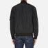 OBEY Clothing Men's Alden Bomber Jacket - Black: Image 3