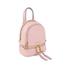 MICHAEL MICHAEL KORS Rhea Zip Small Crossbody Backpack - Pink: Image 3