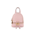 MICHAEL MICHAEL KORS Rhea Zip Small Crossbody Backpack - Pink: Image 1