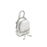 MICHAEL MICHAEL KORS Rhea Zip Small Crossbody Backpack - Silver: Image 3