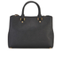 MICHAEL MICHAEL KORS Savannah Satchel - Black: Image 6