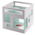 Umbra Fish Hotel Aquarium - White: Image 1