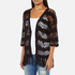 Superdry Women's Willow Crochet Kimono - Black: Image 2