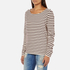 Maison Scotch Women's Long Sleeve Breton T-Shirt - Multi: Image 2