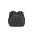 Rebecca Minkoff Women's Micro Lexi Bucket Bag - Black: Image 6