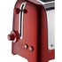 Dualit 26281 Lite 2 Slot Toaster - Metallic Red: Image 2