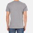 GANT Men's NHCT T-Shirt - Grey Melange: Image 3
