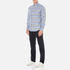 GANT Men's Comfort Oxford Plaid Shirt - Clear Red: Image 4