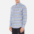 GANT Men's Comfort Oxford Plaid Shirt - Clear Red: Image 2