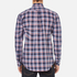 GANT Men's Dobby Plaid Shirt - Yale Blue: Image 3