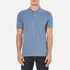 GANT Men's The Original Pique Polo Shirt - Dark Jeans Blue: Image 1