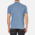 GANT Men's The Original Pique Polo Shirt - Dark Jeans Blue: Image 3