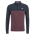 Le Shark Men's Benhill Long Sleeve Polo Shirt - Port: Image 1