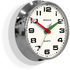 Newgate Brixton Wall Clock - Chrome: Image 2