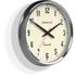 Newgate Mechanic Wall Clock - Chrome: Image 2