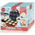 American Originals EK0838B 6 Cup Cupcake Bundle for Fun Cooking - Red: Image 2