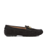 Lauren Ralph Lauren Women's Caliana Suede Loafers - Black: Image 1