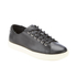 Lauren Ralph Lauren Women's Waverly Leather Trainers - Black: Image 2