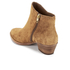 Ash Women's Lenny Suede Tassel Ankle Boots - Russet: Image 4