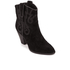 Ash Women's Joe Suede Heeled Boots - Black: Image 2