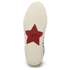 Ash Women's Majestic Star Print Low Top Trainers - Seta/Silver/Red: Image 4