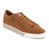 Polo Ralph Lauren Men's Harvey Suede Low Top Trainers - New Snuff: Image 2
